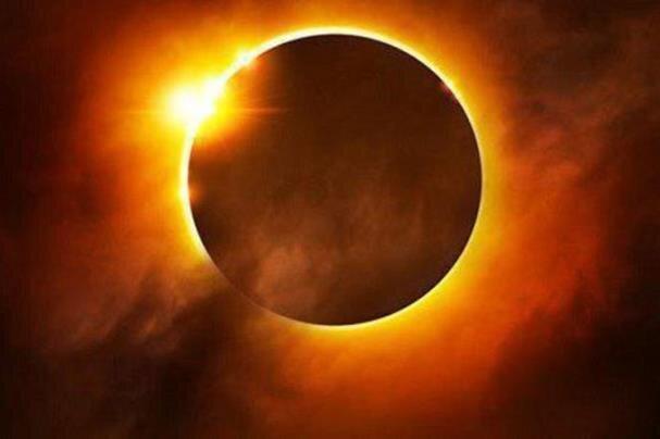 بهترین مکان رصدی خورشیدگرفتگی یکم تیرماه، نقشه و زمان رصد کامل