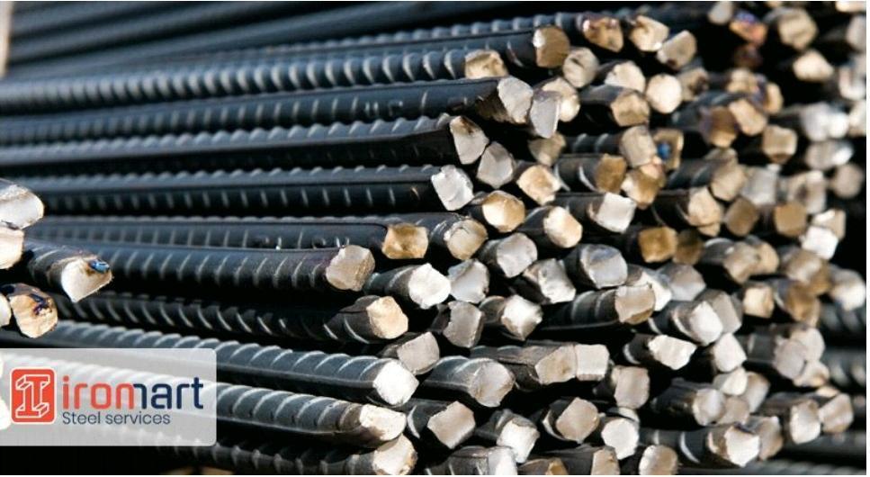 قیمت روز آهن و میلگرد در آیرومارت