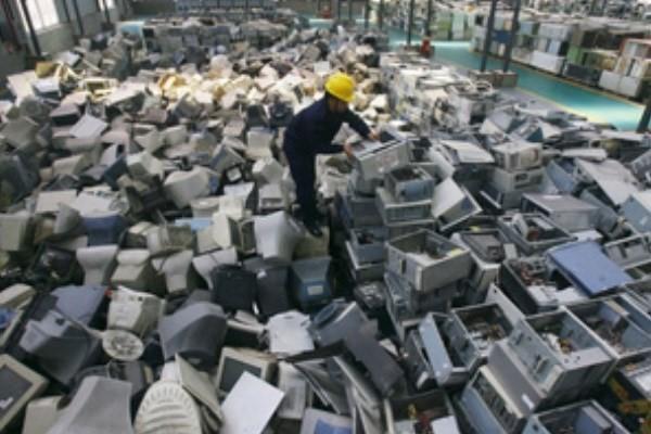 فراوری 53 میلیون زباله الکترونیکی در سال 2019