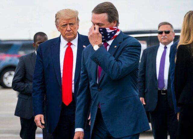فاصله جمهوری خواستار از ترامپ