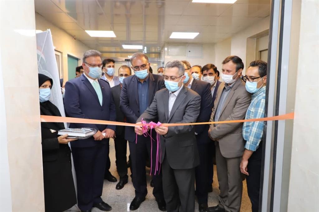 افتتاح دو طرح درمانی در شیراز