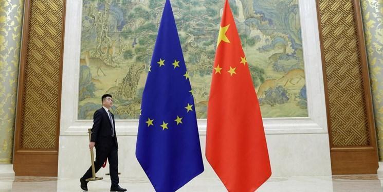 اتحادیه اروپا تحریم هایی علیه چین اعمال کرد