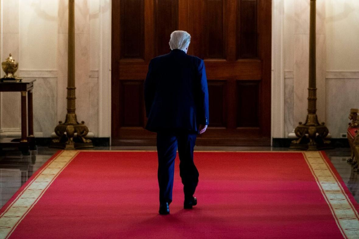 تقلای ترامپ برای فرار از شکست در انتخابات 2020