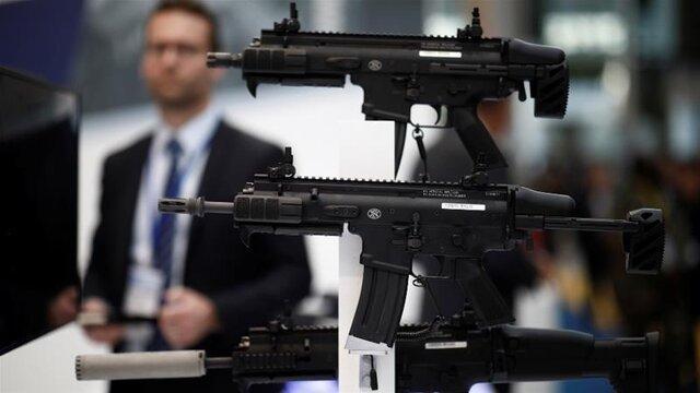 بلژیک صادرات تسلیحات به عربستان را متوقف کرد
