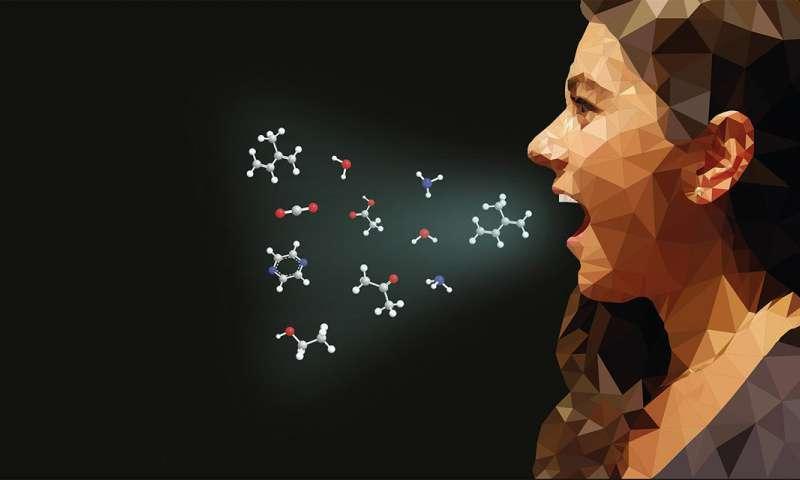بیماری به وسیله بازدم به یاری نانوذرات هوشمند تشخیص داده می گردد