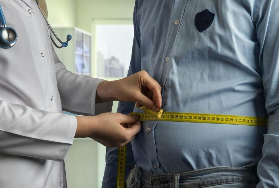 ویروس کرونا افراد چاق را بیشتر نشانه می گیرد
