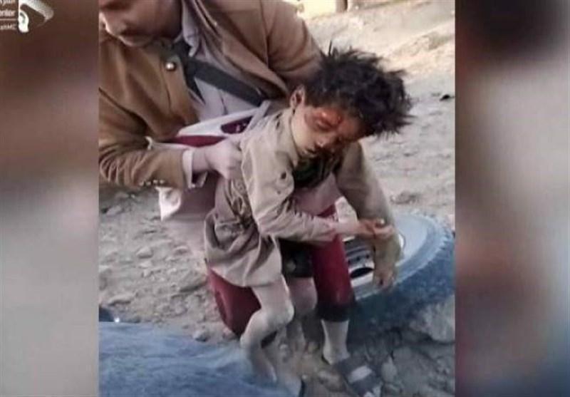 یمن، گردآوری اسناد جنایات عربستان با هدف محاکمه قاتلان بچه ها یمنی