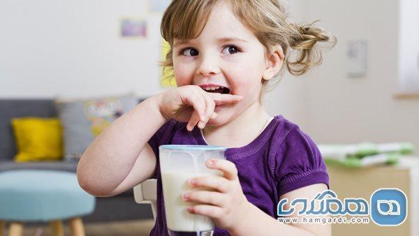 بچه ها چند لیوان شیر بخورند؟