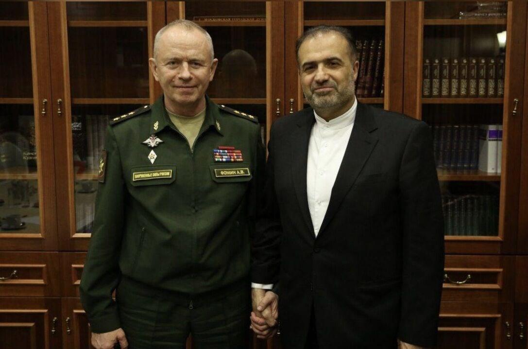 ایران شریک و متحد روسیه است