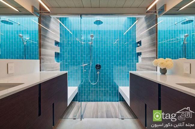 مدل های جدید دوش حمام با طراحی خلاقانه و مصرف بهینه