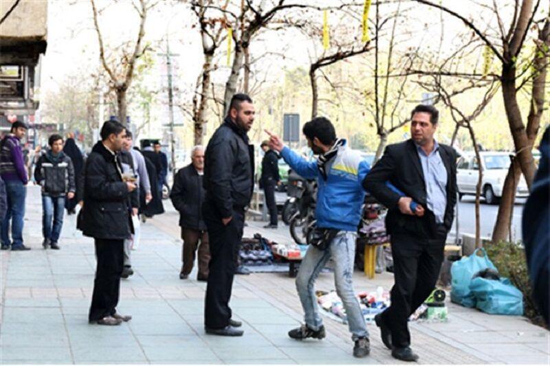 خبرنگاران ماموران شهرداری در مشاجره با شهروند ایلامی دخیل نبودند