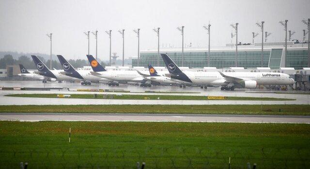 پروازهای لوفتهانزا در زمستان محدودتر می شود