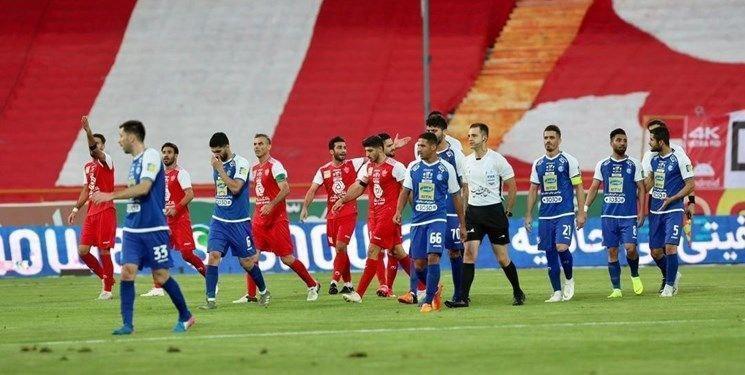 لیگ برتر فوتبال ایران در آستانه تعلیق