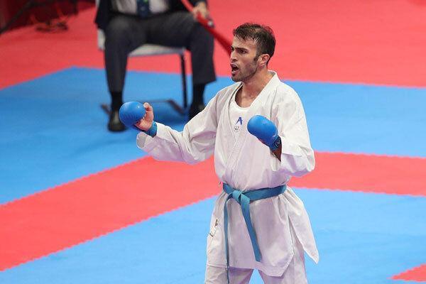خبرنگاران اولین المپین کاراته ایران در قرنطینه کرونایی به سر می برد