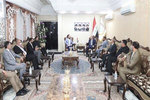 الحلبوسی بر لزوم تصویب سریعتر قانون انتخابات عراق تأکید کرد