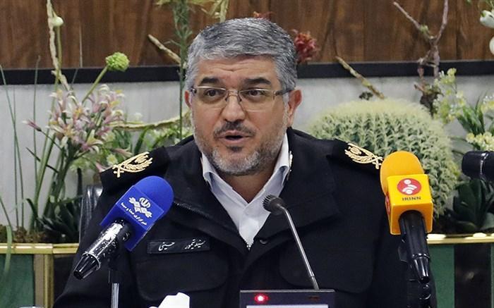 تهران؛ رتبه اول در انباشت موتورسیکلت های توقیفی