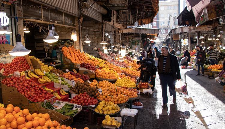 دلال ها به عمد میوه های سالم را معدوم می کنند تا قیمت مناسب نشود!