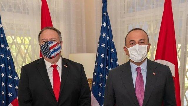 پمپئو: اروپا و آمریکا باید برای رسیدگی به اقدامات ترکیه با یکدیگر همکاری نمایند