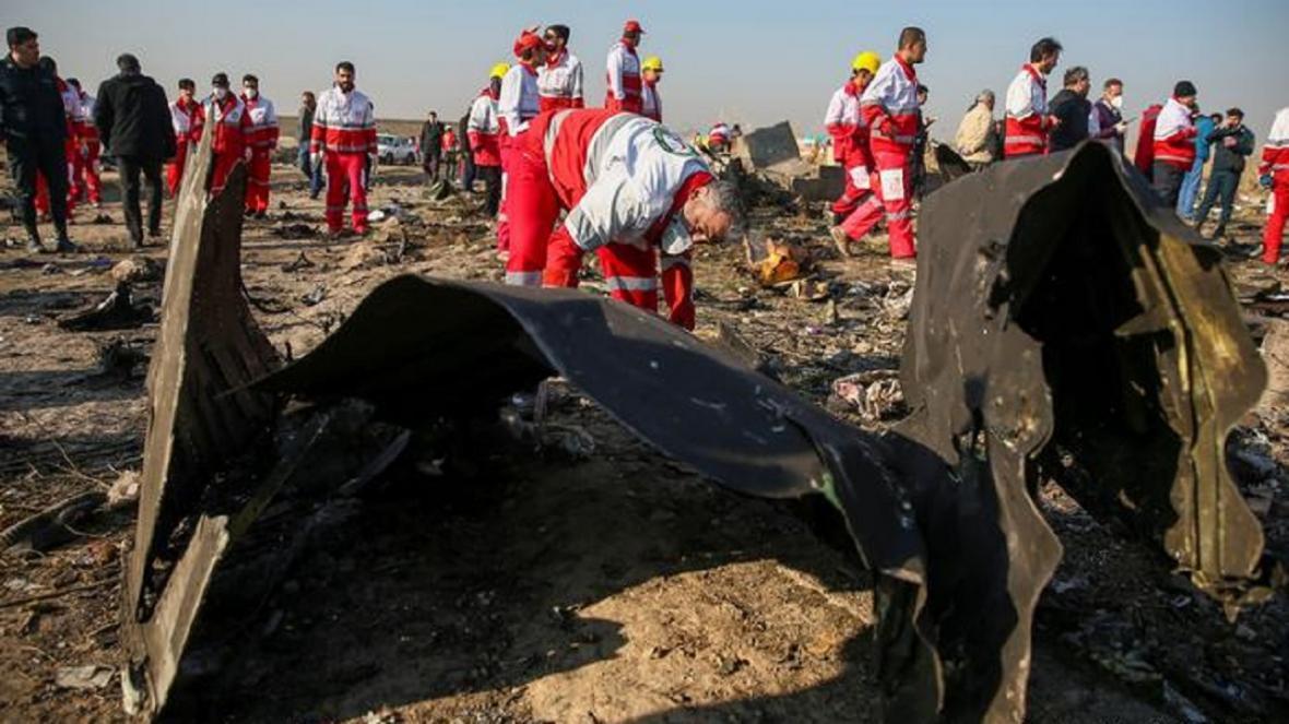 برگزاری جلسه هیئت های ایرانی و اوکراینی درباره سانحه سقوط هواپیما
