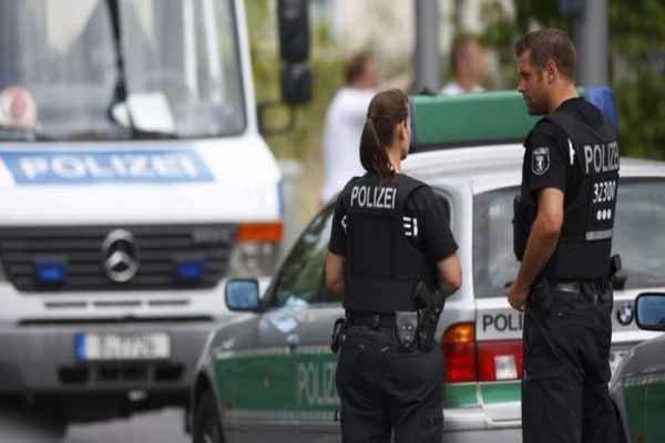 حمله با سلاح سرد در شهر اوبرهاوزن آلمان