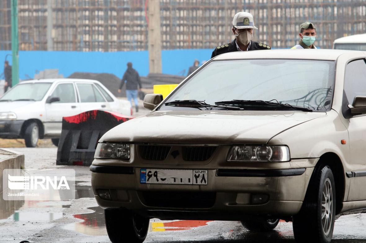 خبرنگاران 646 راننده متخلف در همدان جریمه یک میلیونی شدند