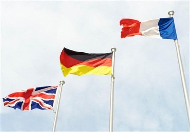 انگلیس، فرانسه و آلمان مدعی کوشش بی وقفه برای حفظ برجام شدند