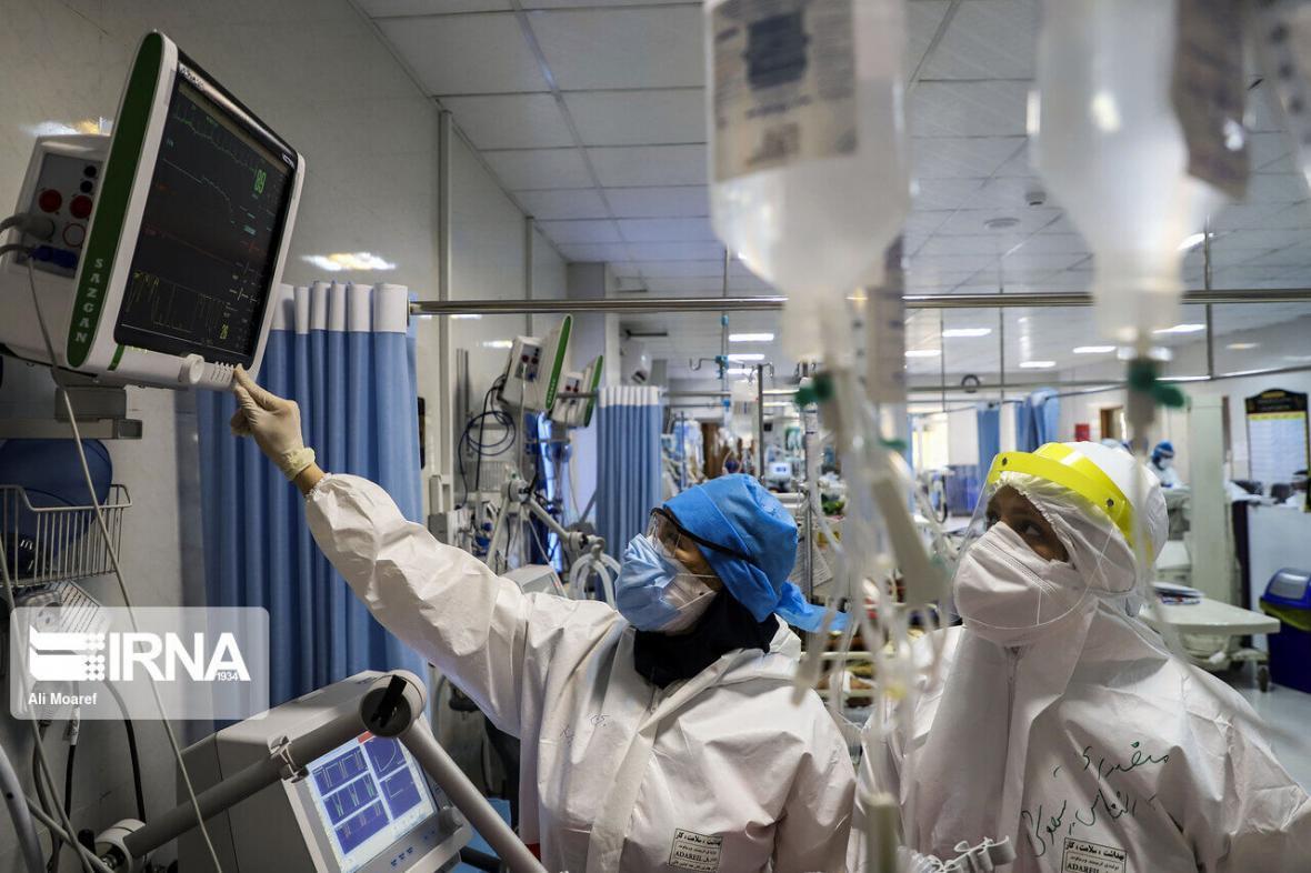 خبرنگاران 134 بیمار کووید19 در بیمارستان شاهرود بستری هستند