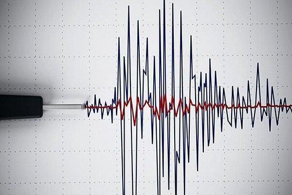 زلزله 3.9 ریشتری حوالی فراشبند فارس را لرزاند