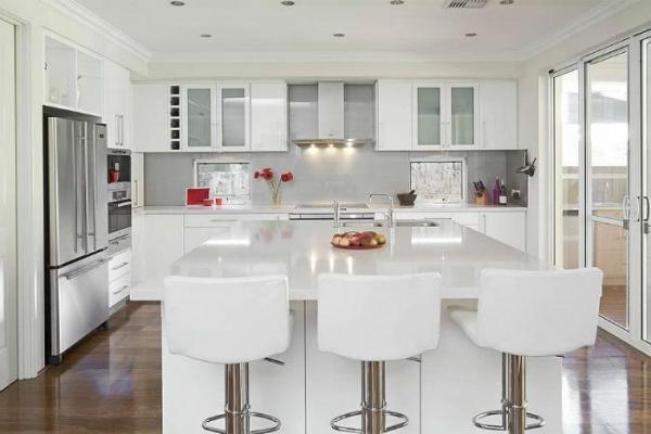 مدل دکوراسیون آشپزخانه کوچک