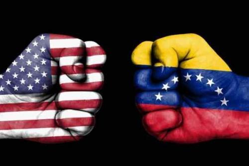 تحریم های جدید آمریکا علیه افراد و نهاد های مرتبط با دولت ونزوئلا