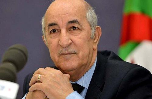 تمایل رئیس جمهور الجزایر برای برگزاری انتخابات زودهنگام