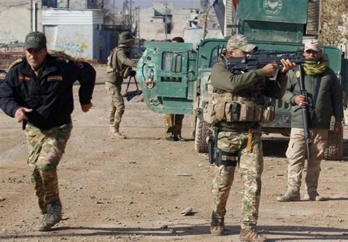 عراق، هلاکت 42 عنصر تروریستی داعش در مناطق جنوبی موصل