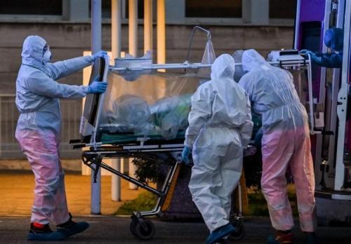 رکورد تکان دهنده مبتلایان به کرونا در انگلیس با 36هزار بیمار جدید