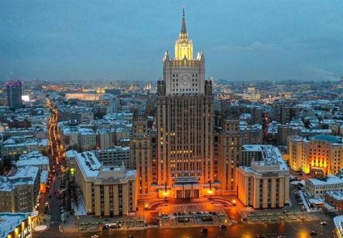 روسیه در اقدامی تلافی جویانه دو دیپلمات کلمبیایی را عنصر نامطلوب اظهار داشت