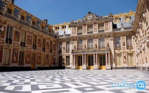 کاخ سلطنتی ورسای در پاریس؛ بنایی باشکوه و خیره کننده