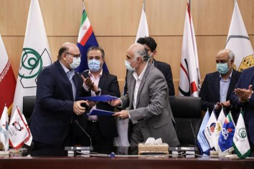 امضای قرارداد 20 میلیون یورویی پیمانکاران داخلی با لوله گستر اسفراین