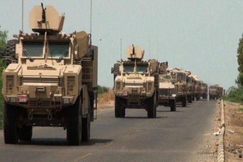 پنجمین کاروان لجستیک متعلق به نظامیان آمریکا هدف نهاده شد
