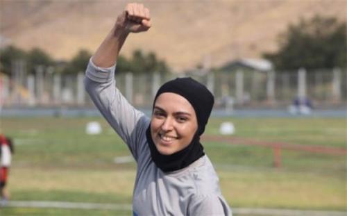 دَبِل طلایی دختردونده ایرانی در تورنمنت بین المللی اروپایی