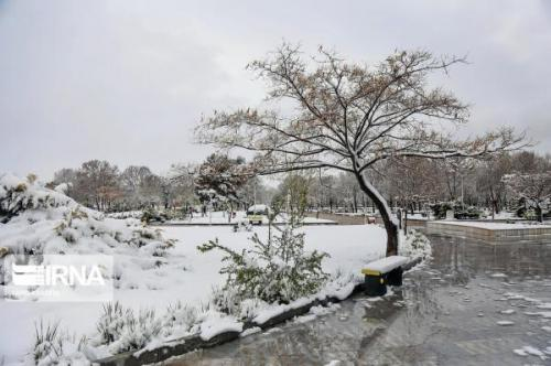 خبرنگاران سرمای شبانه تا فردا در 8 مرکز استان ادامه دارد