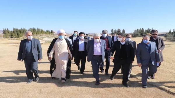 فاز نخست پارک علم و فناوری ایرانیان در شهر آیلند آماده بهره برداری است
