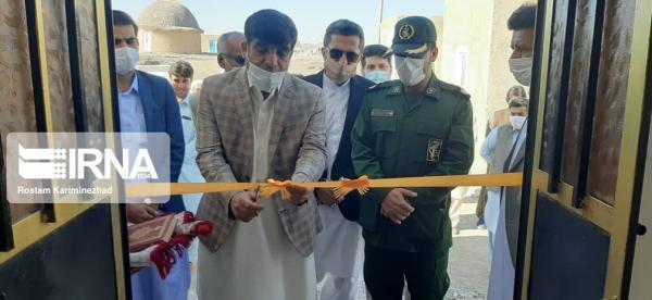 خبرنگاران 48 طرح در فنوج سیستان و بلوچستان افتتاح شد