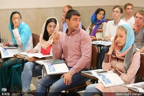 پذیرش دومین گروه از دانشجویان بین الملل در دانشگاه صنعتی کرمانشاه خبرنگاران