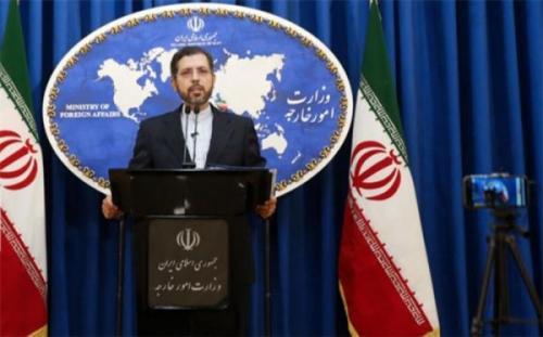 خطیب زاده: وزیر امور خارجه روسیه به تهران سفر می نماید
