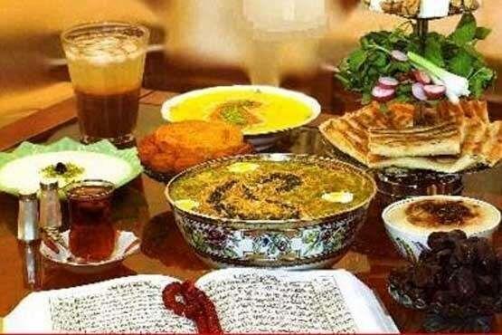در ایام ماه رمضان، این غذاها نخورید