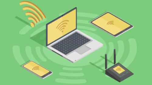 چرا بعضی دستگاه ها شبکه وای فای را نمی بینند