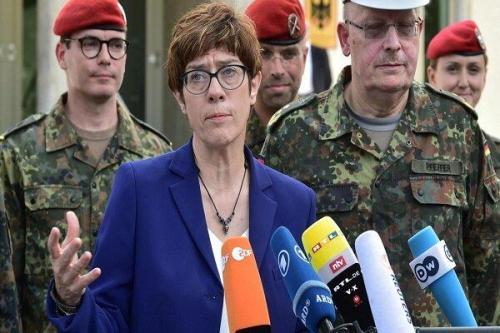 آلمان نظامیانش را تا اواسط آگوست از افغانستان خارج می کند