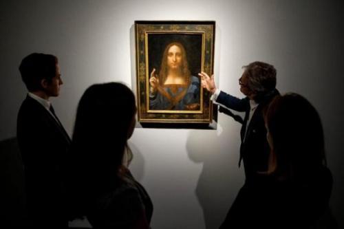 ادعای جدید یک مستند فرانسوی درباره گرانترین نقاشی دنیا