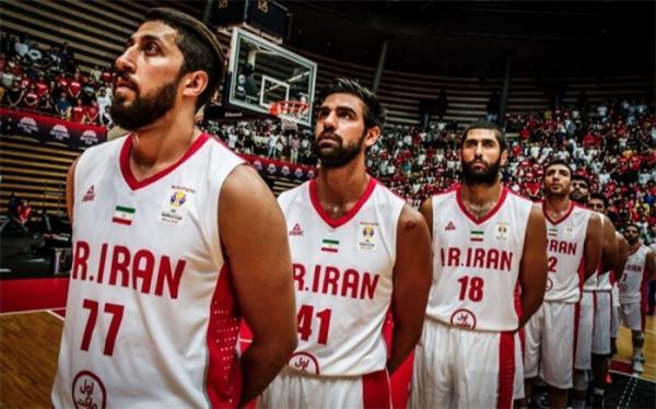 برنامه دیدارهای پایانی انتخابی بسکتبال کاپ آسیا اعلام شد