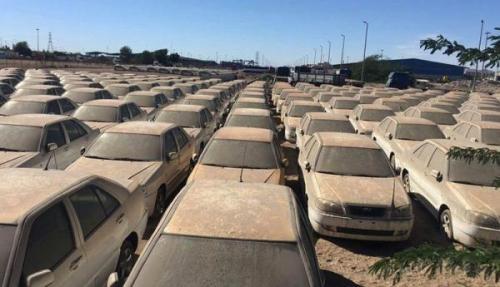 هنوز 2100 خودرو در گمرک ها مانده اند، دیگر امیدی به ترخیص نیست