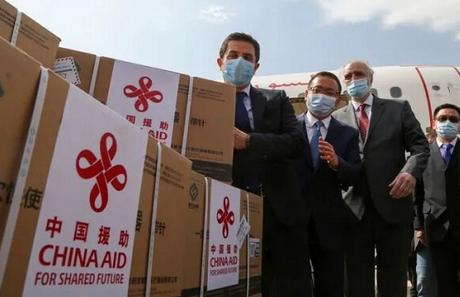 واکسن چینی کرونا به سوریه رسید